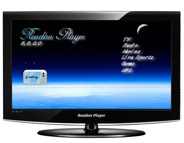 Readon TV Movie Radio Player 6.0.0